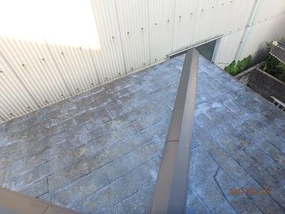 棟板金交換の完工写真4