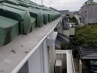 北区 雨樋 修理