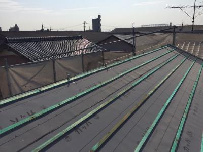 屋根 防水 ルーフィング