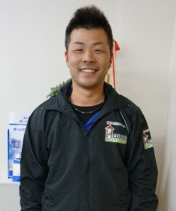 スタッフ紹介 安藤