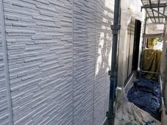 稲沢市 外壁塗装 下塗り