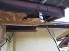 軒天板金工事の施工前の様子
