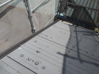 防水シート カバー工法