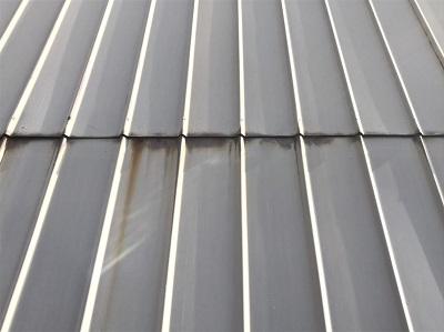 トタン 外壁 サビ