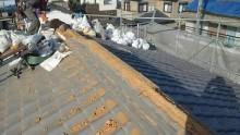 屋根 葺き替え 解体