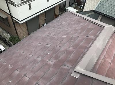 緑区 屋根 剥がれ