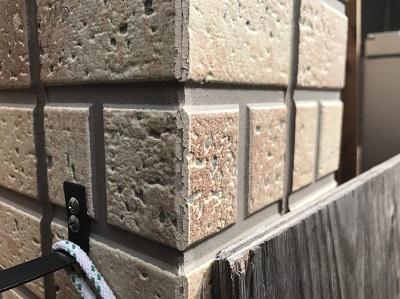 緑区 外壁 塗膜 剥がれ