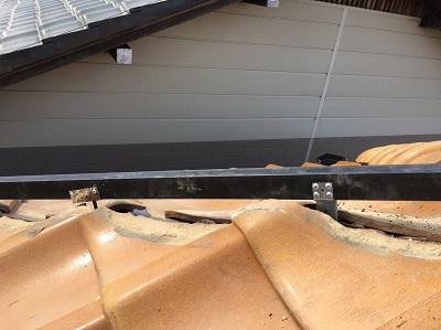樹脂垂木 交換