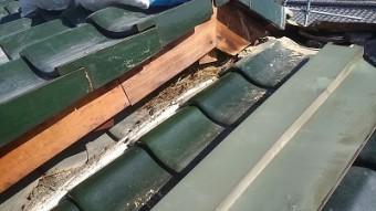 屋根 劣化 現地調査