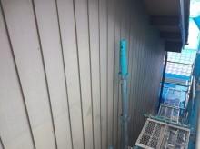 外壁 施工前 トタン