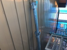 外壁塗装 施工後 トタン