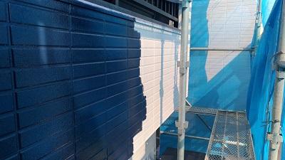 一宮市 外壁塗装 施工後