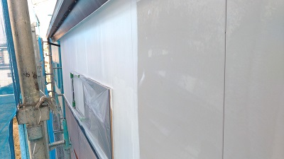 一宮市 外壁塗装 養生
