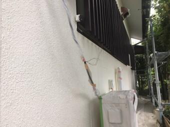 外壁 中塗り 完成