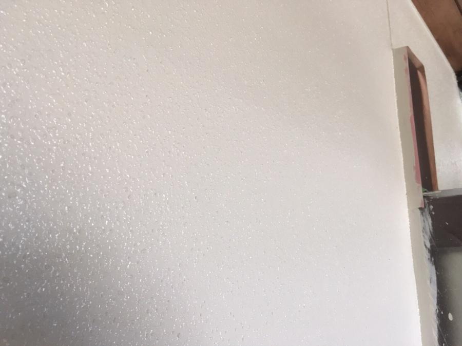 春日井市 外壁塗装 上塗り