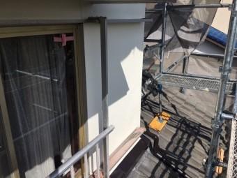 春日井市 外壁塗装 上塗り完成