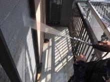 高圧洗浄 外壁 パワークリーナー