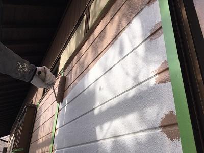 春日井市 雨戸 塗装