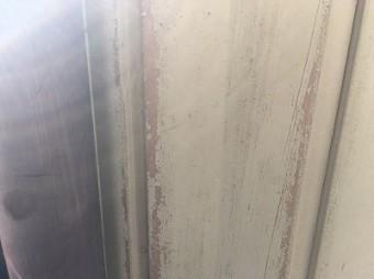 トタン 錆び 外壁