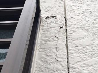 外壁 劣化 ヒビ