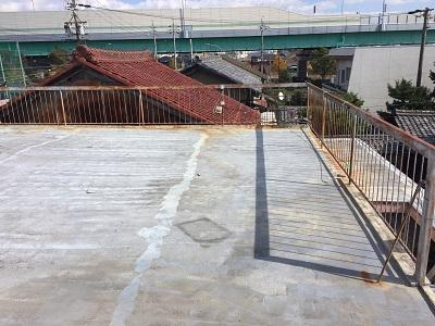 屋上 防水 現状