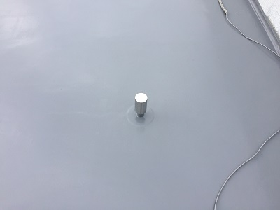 屋上 通気緩衝工法