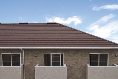 ディーズルーフィングの屋根外観