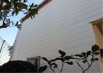 一見綺麗に見えるマンションの外壁